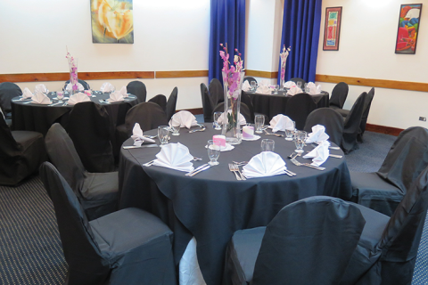The Normandie Hotel and Business Conference Centre in Trinidad