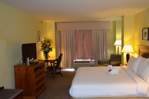 Holiday Inn Express places to stay in trinidad