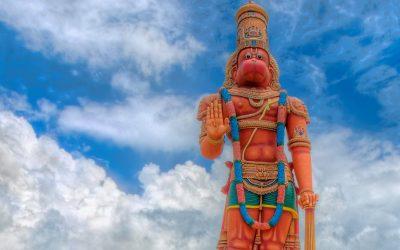 Hanuman Murti in Trinidad