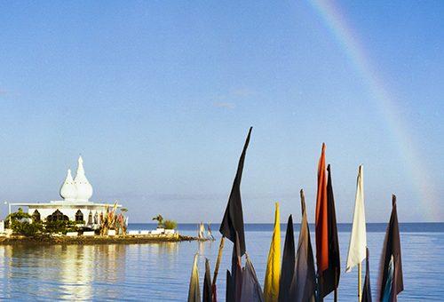 Visit Temple in the Sea in Trinidad
