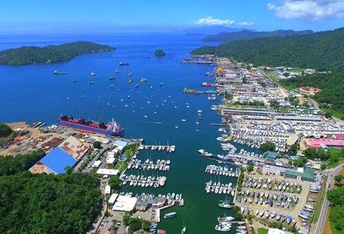 Yachting in Chaguaramas Trinidad - Caribbean Island Yachting