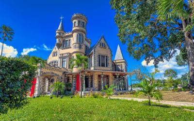 Killarney, Stollmeyer's Castle in Trinidad