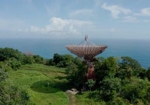 The Tracking Station in Chaguaramas Trinidad - Tour Trinidad TV
